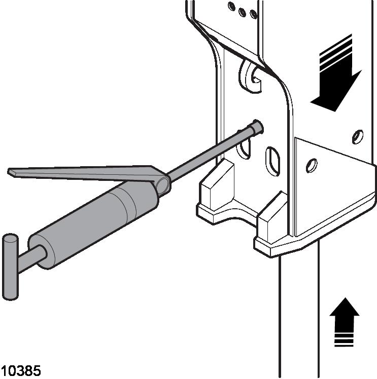 Greasing Hydraulic Breaker Hammer