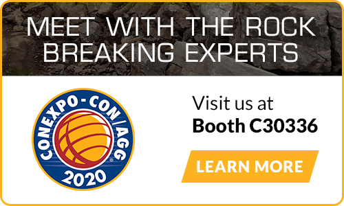 Join Us at Conexpo
